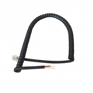 2 core 4 core 6 core RJ9 RJ10 RJ11 RJ12 6P2C 4P4C 6P4C 6P6C  telephone handset coil cord cables, telephone spiral cables, telephone spring cable