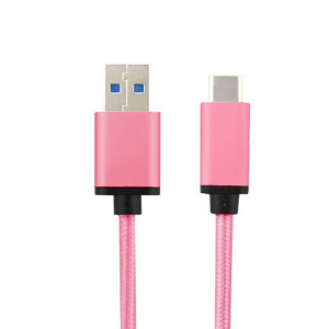 3.1 usb c cable to usb 3.0 male connector data and charging pvc cable length optional